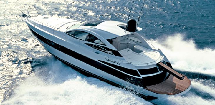 Pershing 46 Yacht